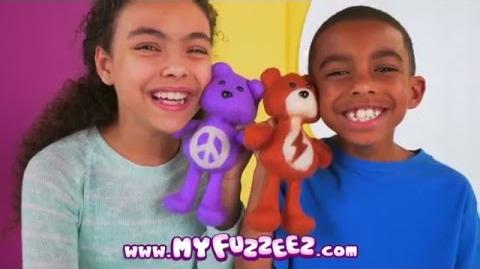 The Official Commercial for Fuzzeez! As Seen on TTV