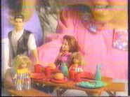 Full House TV Show Doll Commercial-1993