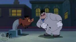 Pumbaa and Pete