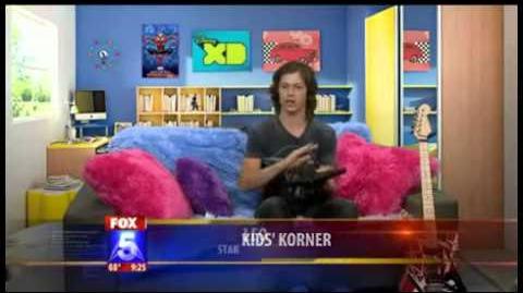 Leo Howard Fox interview