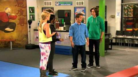 Clip - Gabby's Gold - Kickin' It - Disney XD Official
