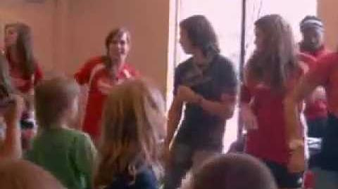 Leo Howard dancing to One Thing, Call Me Maybe, and Boyfriend