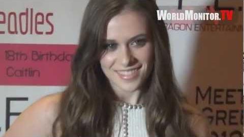 Caitlin Beadles 18th birthday party photos & videos HQ & HD