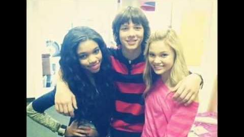 Olivia holt and leo howard are they dating
