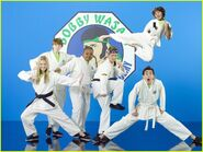 The wasabi warriors
