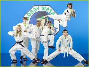 The wasabi warriors