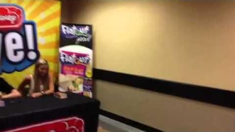 Meet and greet with Radio Disney & Flatout Flatbreads in No