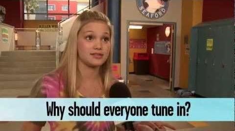 """Olivia Holt Wants You To Check Out """"Kickin' It"""""""