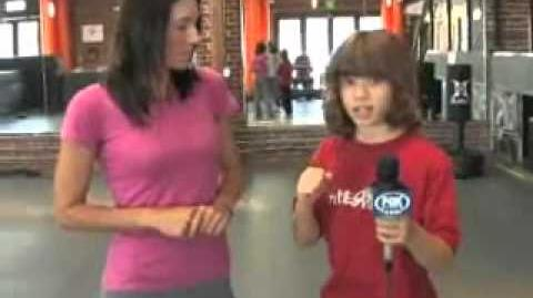 Fox Sports Interview with Leo Howard