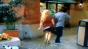 Jack kicks kim's butt