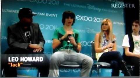 Leo Howard is Olivia Holt's Favorite Person