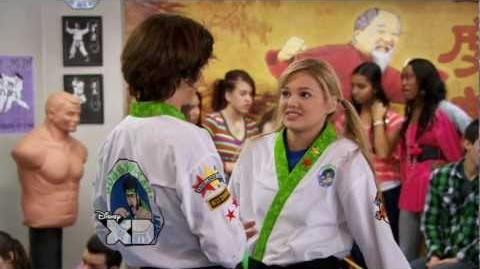 Kickin it- Jack and Kim moments from Hit The Road Jack PART 1-0
