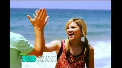 Leo howard and olivia holt-non-stop summer