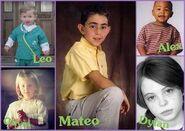 Them as little kids