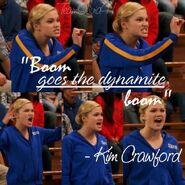 Kim Crawford quotes