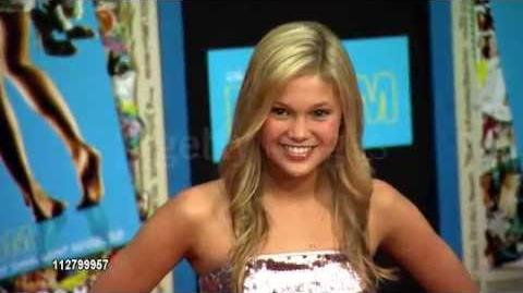 EXCLUSIVE Olivia Holt at the Prom premiere 2011 2