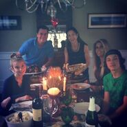 Hannelius and Howard families