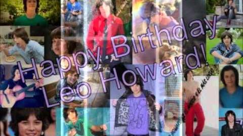 Happy Birthday Leo Howard