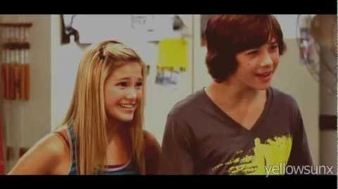 Kickin' It Jack and Kim Moments • wouldn't change a thing-1