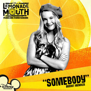 lemonade mouth somebody