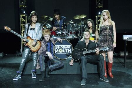 Lemonade-mouth