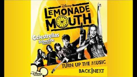 Lemonade Mouth - Turn up the music - Soundtrack