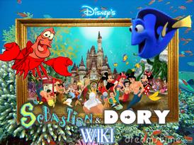 Disneys Sebastian and Dory in Under the Sea wiki