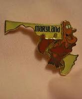 Maryland Pin