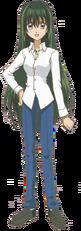 Rina Tōin-Human