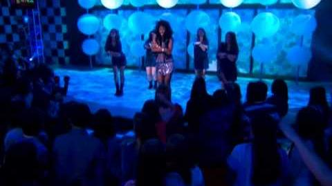 Coco Jones - Stand Up - Music Performance - So Random! - Disney Channel Official