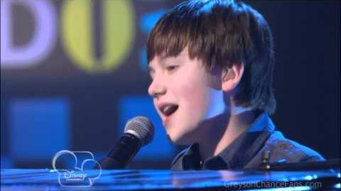 Greyson Chance - Waiting Outside the Lines Live 6 12 11