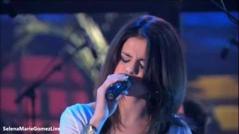 Selena Gomez - Who Says Live 6 19 11