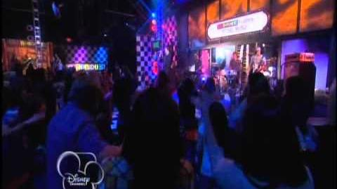 Mitchel Musso - Get Away Live 6 25 11