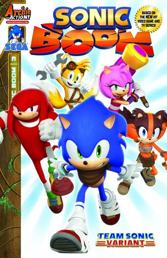 Sonic Boom Tv Series Japanese Anime Wiki Fandom
