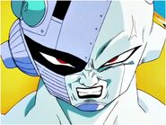 Frieza angry at Future Trunks after hearding him
