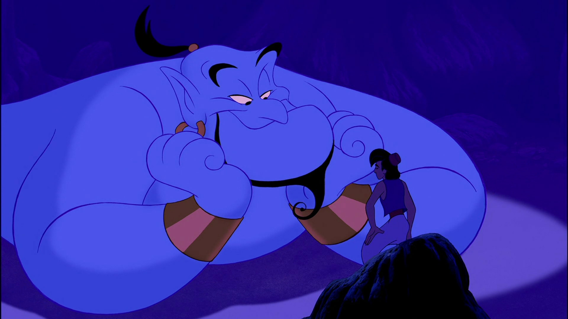 Friend Like Me Is A Song Sung By Genie The Late Robin Williams In Aladdin 1992 Film