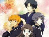 Fruits Basket (2001 Anime)
