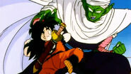 Piccolo training Gohan
