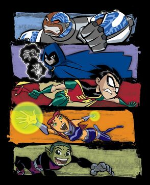 Teen Titans (TV Series)