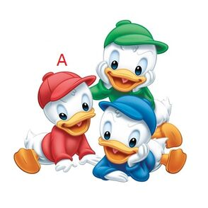 Huey,Dewie and Louie
