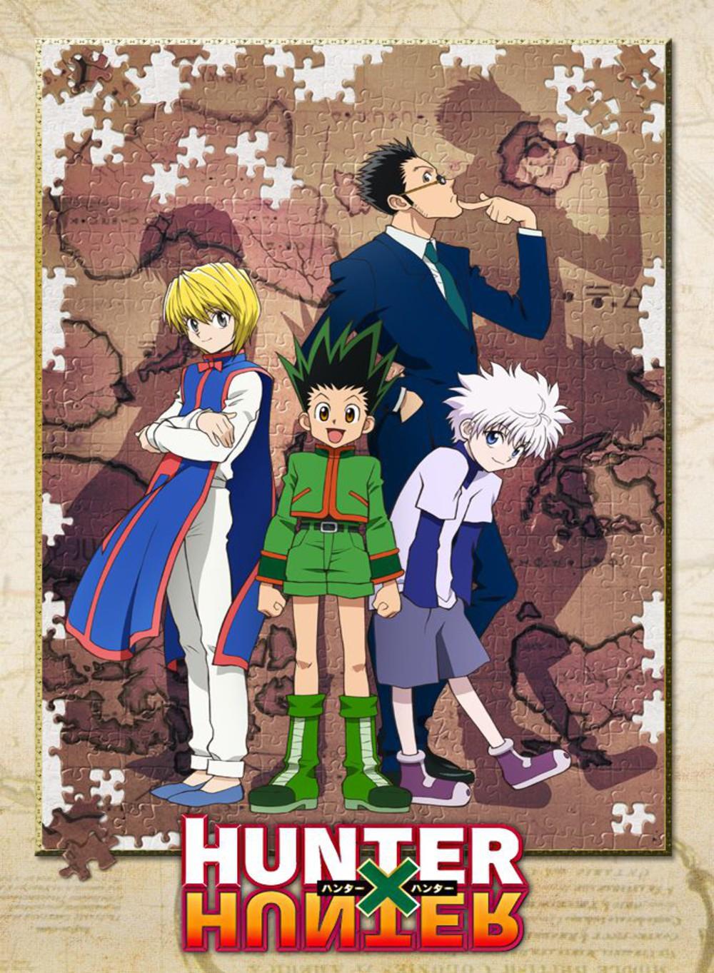Hunter x hunter manga read