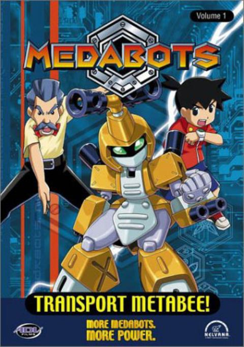 The Series Originally Aired On TV Tokyo From July 2 1999 Until June 30 2000 Medarot Damashii A Thirty Nine Episode Sequel To Anime That