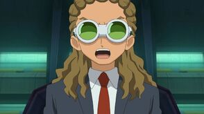 Kidou's first appearance in go