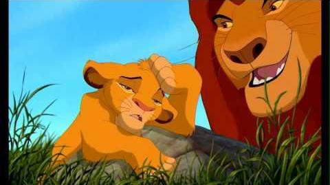 The Morning Report (720p HQ HD) - Lion King (English) Lyrics Subtitle