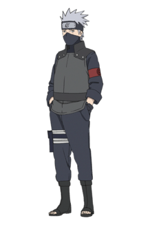Kakashi - The Last