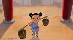 Sha Mulan