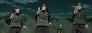 Los Hyuga protegen a Naruto
