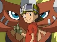 Digimon takuya kanbara