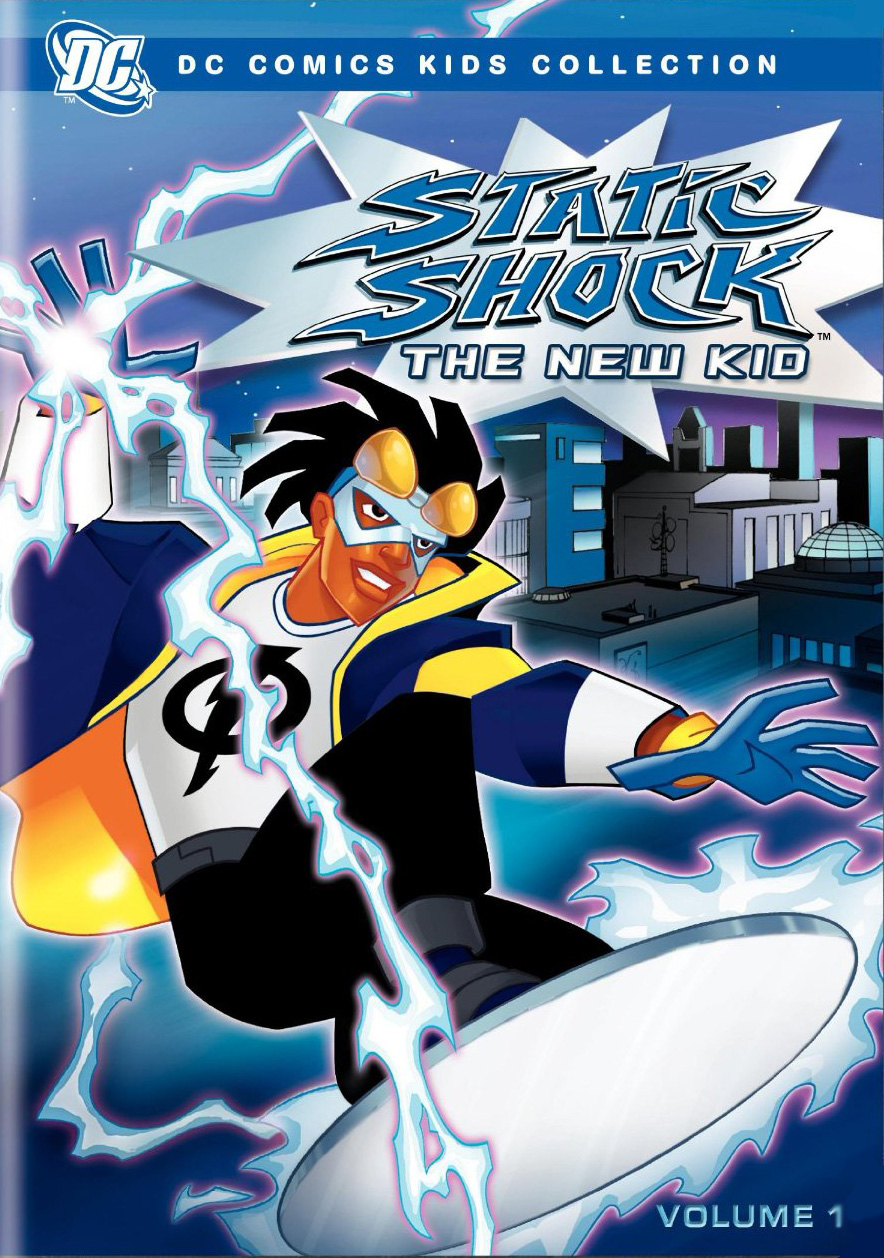 It premiered on september 23 2000 on the wb television networks kids wb block programming static shock ran for four seasons with 52 half hour episodes