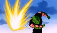 More Androids - Piccolo attack2